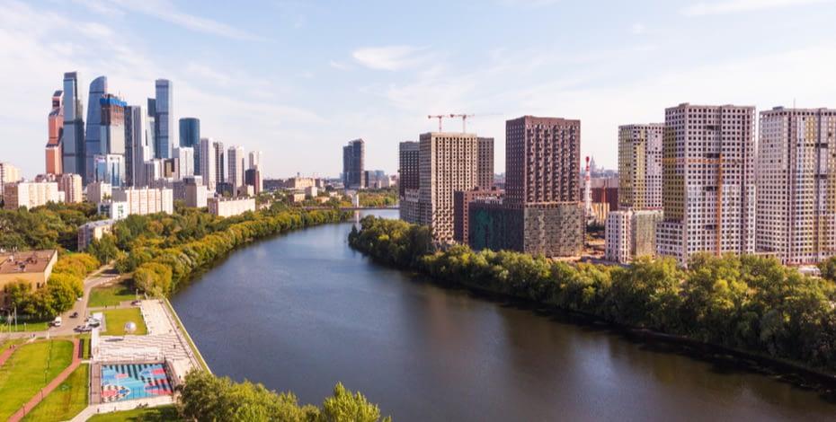 НедвижимостьТоп-5 недорогих новостроек в Москве9 сен 2021